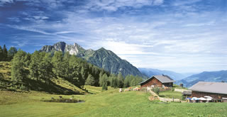 Active holiday in the Salzburger Land region